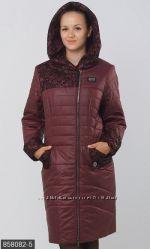 Куртка осень-зима р. 50-60