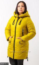 Пальто зима  р. 42-54 разные цвета