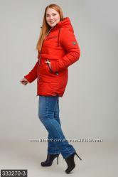 Куртка зима силикон р. 42-54 разные цвета