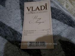 Стильный плед Лондон ТМ Vladi шерсть и акрил. 130 на 170 см недорого
