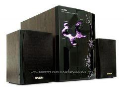 мультимедійна акустична система sven ms-311 black