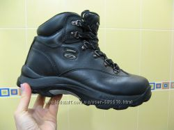 Ботинки Hi-Tec 38 кожа и MountainLife 39 кожа
