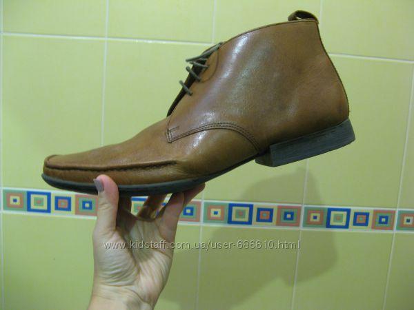 Ботинки  Claudio Conti 44 кожа