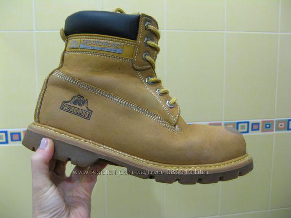 Ботинки Groundwork 41 кожа