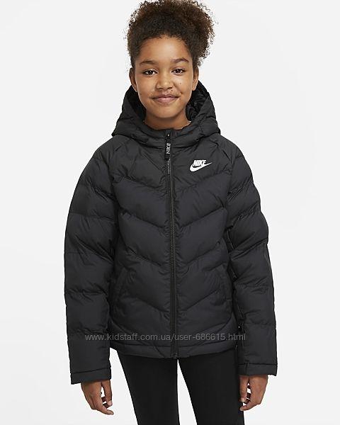 Куртка дет. Nike Sportswear Older Kids Synthetic-Fill Jacket арт. CU9157-0