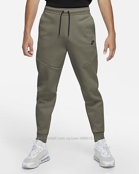 Штаны муж. Nike Sportswear Tech Fleece Joggers арт. CU4495-380