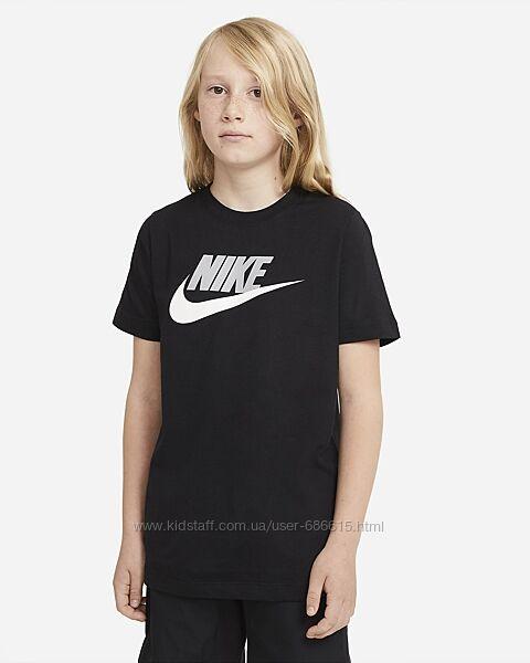 Футболка дет. Nike B Nsw Tee Futura Icon Td арт. AR5252-013