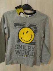Фирменный реглан smile 110116