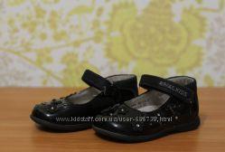 Туфельки лакированные ARIAL, бу, 20 размер