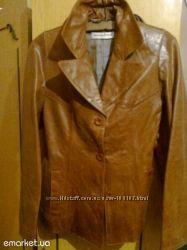 Куртка пиджак кожаные