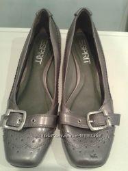 Туфли ESPRIT кожаные, очень удобные