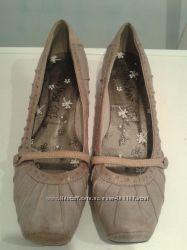 Туфли ESPRIT кожа