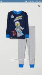 Пижама для мальчика H&M Lego 6-8лет
