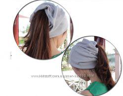 Шапка - шарф, 2в1 Универсальный размер