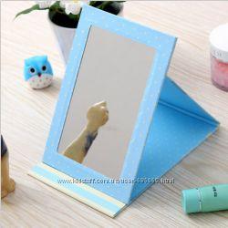 Зеркало-книжка настольное