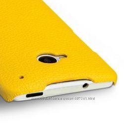 шкіряний чохол для HTC One фірми TETDED