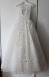 Свадебное платье PRONOVIAS Spain размер xs-s