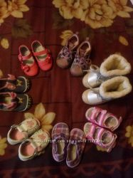 ботинки, босоножки