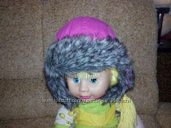 зимняя шапка, очень теплая