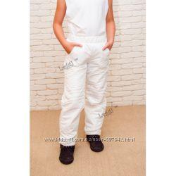 Детские зимние брюки, технология супер термо