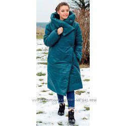 Женская стильная куртка-одеяло, без капюшона В наличие