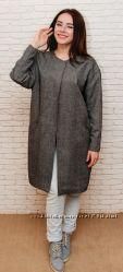 Женское легкое пальто oversize