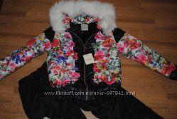 Женский зимний термо костюм Moncler В наличие