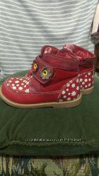 Демисезонные ботиночки ТМ Шалунишка