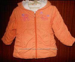 Демисезонная курточка MMDADAK Польша для девочки рост 98 см