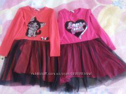 Платья для двойни