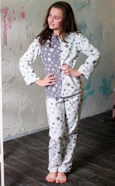 Фланелевая пижама Nadine