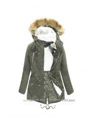 Парка куртка женская зимняя Парка куртка женская зимняя