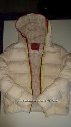 Куртка-пуховик на холодную зиму, синтетич. пух, размер С