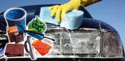 Набор для мытья машины Magic Hose 8 предметов