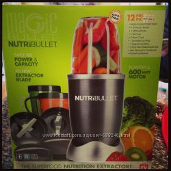 Нутрибуллет Nutribullet Basic экстрактор питательных веществ