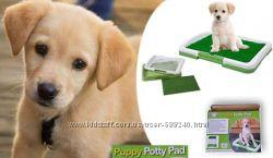 Туалет горшок лоток для собак Puppy Potty Pad