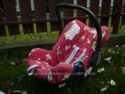 Автокресло Romer Baby-Safe від 0-13 кг.