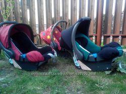 Німецькі автокрісла Romer Baby-Safe plus 0-13 кг.