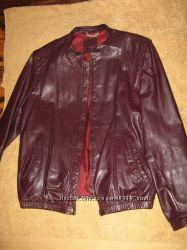 Курточка кожанная, унисекс