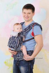 Эргономичный рюкзак- переноска My baby