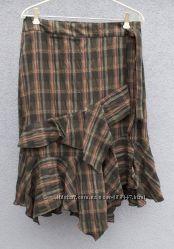 Красивая юбка на запах Gabriela Visconti 42 евро
