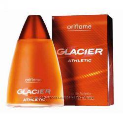 Glacier Athletic. Туалетная вода. В запечатанной упаковке