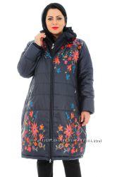 Пальто женское демисезонное фирма КАПРИЗ  турция