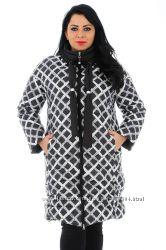 Пальто женское демисезонное Каприз Турция