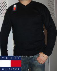 Мужские Поло длинный рукав Tommy HilfigerТрикотаж ТурцияНаличие