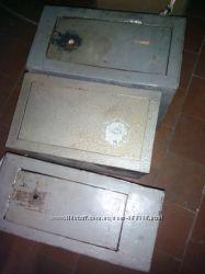 Сейф металлический бу дёшево и надёжно.