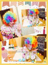 Клоуны- аниматоры на День Рождения