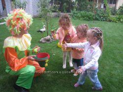 Клоун на выпускной и день рождения