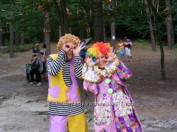 Заказать детский праздник Киев. Аниматоры, клоуны на день рождения. Киев