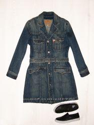Джинсовое пальто Blood & Glitter, p. S